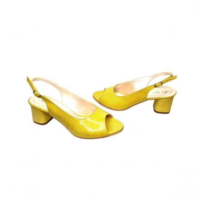 Sandale din piele naturala 391-195