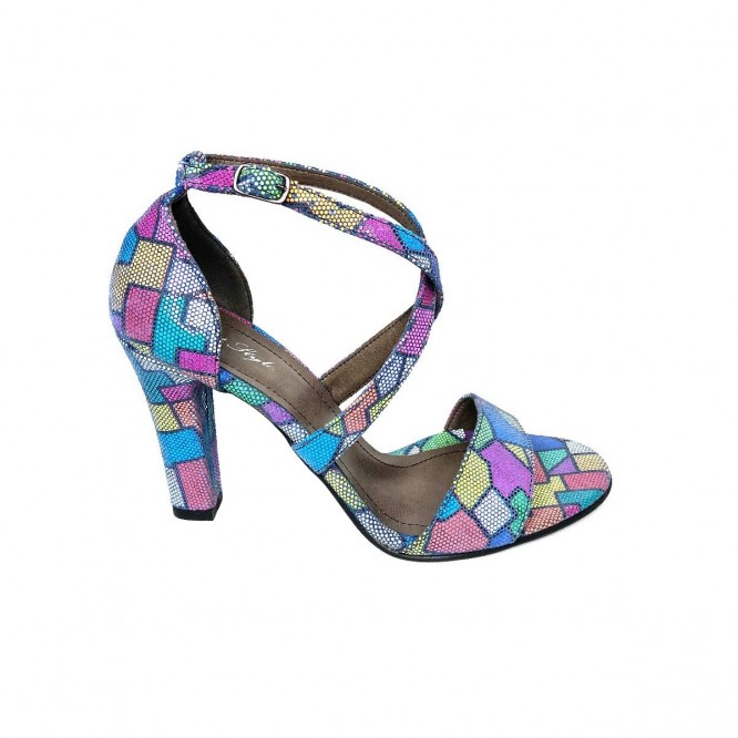 Sandale din piele naturala 527-129